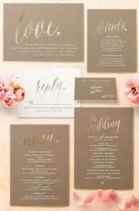 wedding invitations ideas 25 best ideas about wedding invitation trends on wedding invitations wedding