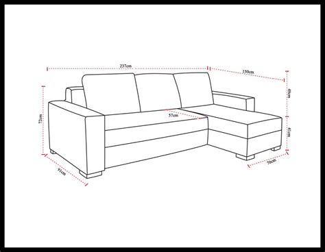 canapé convertible tissu dimensions de votre canapé d 39 angle convertible