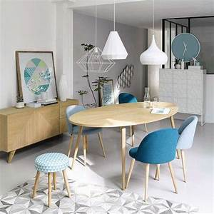 Maison Du Monde Origami : tavoli da pranzo ovali ~ Melissatoandfro.com Idées de Décoration