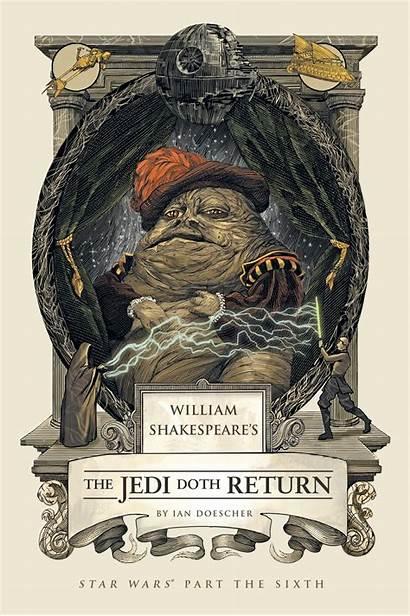 Jedi Return Doth William Ian Doescher Shakespeare
