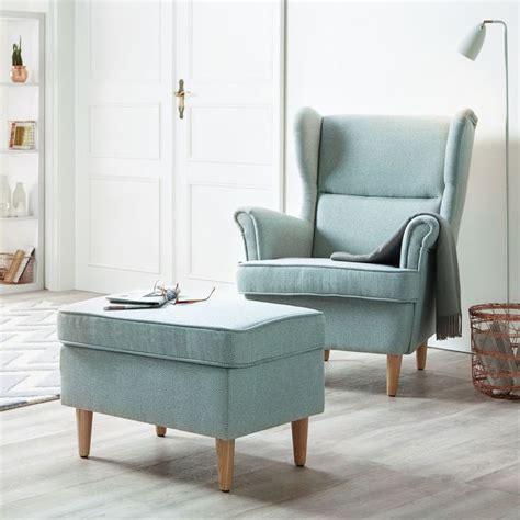 Sessel Mit Hocker Ikea by Ohrensessel Juna Iii Webstoff In 2019 Sch 246 Ne M 246 Bel