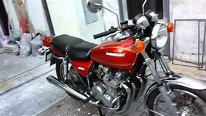 Kawasaki Z 650 Del 1977
