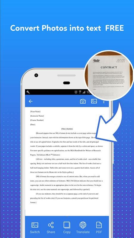 Convert Text To Image Image To Text Converter Scanner To Pdf For