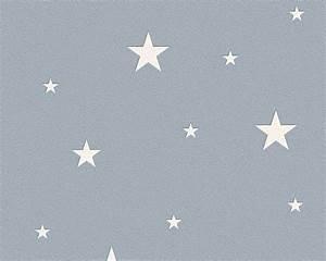 Tapete Sterne Grau : tapete leuchtend leuchttapete sterne grau blau 32440 3 ~ Eleganceandgraceweddings.com Haus und Dekorationen
