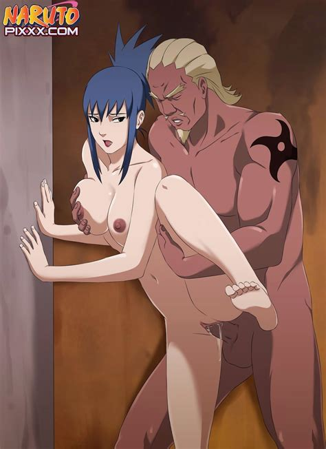 Naruto Guren Hentai