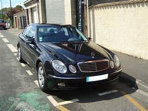 Mercedes E 270 Cdi : mercedes noir e 270 cdi mitula voiture ~ Melissatoandfro.com Idées de Décoration