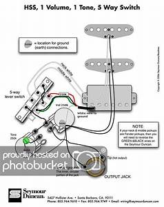Kramer Baretta Wiring Diagram Hss