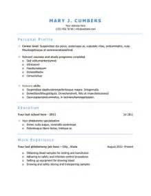 Phlebotomy Resume Template by 10 Professional Phlebotomy Resumes Templates Free