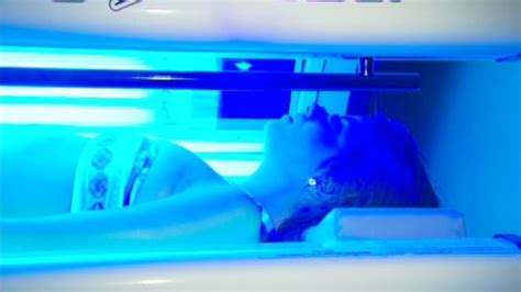 tanning bed dangers province launches caign warning of tanning bed dangers