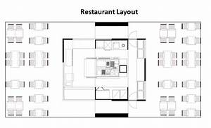 Restaurant Layout Samples CAD Pro