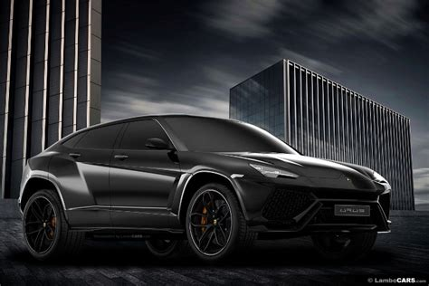 Lamborghini Urus Suv Is Now Ready For Production Newfoxy