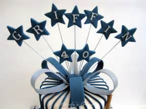 confections cakes creations sporty 40th birthday cake