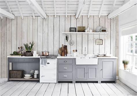 cuisine en gris cuisine cagne découvrez toutes nos inspirations