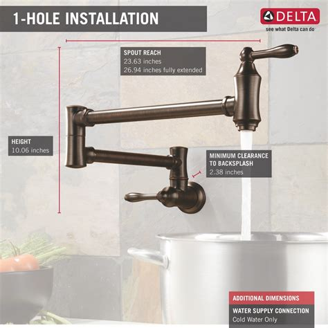 best place to buy kitchen faucets premier polished chrome wall mount kitchen faucet