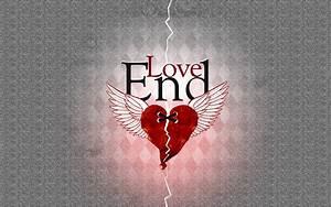 The end of love broken heart wallpaper - New hd ...