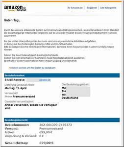 Amazon Bestellung Auf Rechnung : betrugswarnung ihre bestellung von iphone 6s ~ Themetempest.com Abrechnung