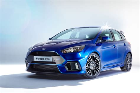 Ford Focus Rs Unleashed At Last