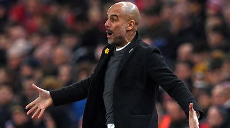 Pep Guardiola downplays hopes of clinching Premier League ...