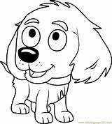 Pound Puppies Coloring Pages Peppy Coloringpages101 Cartoon sketch template