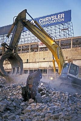 Chrysler Jefferson Plant by Demolition Of Chrysler Jefferson Plant Jim West