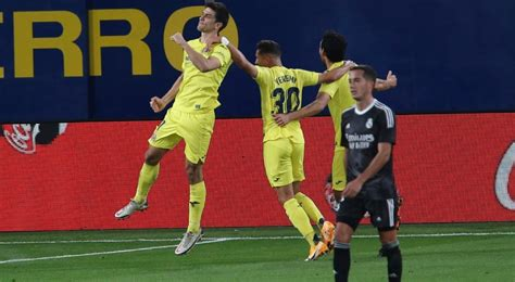 Real Madrid drops points in consecutive rounds with draw ...