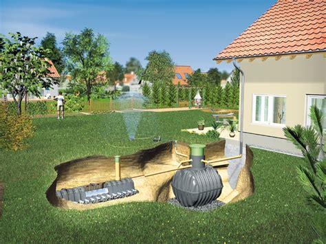 Grauwasser Nutzen Und Doppelt Sparen by Regenwasser Nutzung Doppelt Sparen Renovieren De