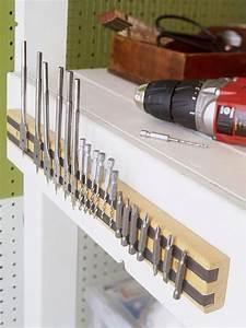 Rangement Outils Garage : des id es pratiques pour votre rangement garage ~ Melissatoandfro.com Idées de Décoration