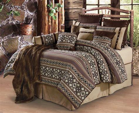 western comforter sets hxws4078 k tuscon western bedding set king