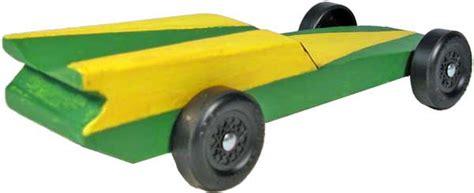 hornet pinewood derby car design