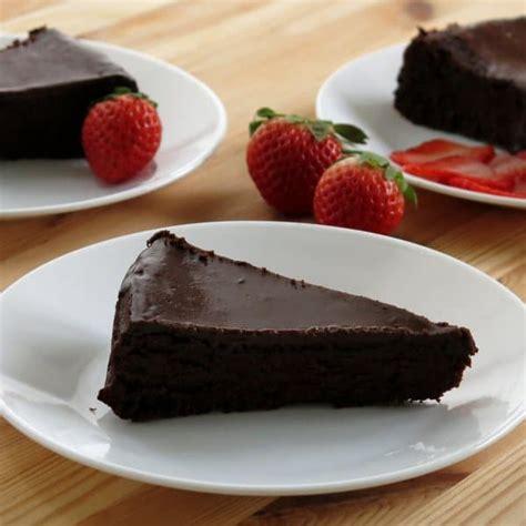 chocolate ganache dessert recipe flourless chocolate cake with ganache the dinner