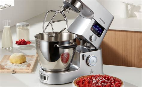 Kenwood Cooking Chef Km086 (unboxing)