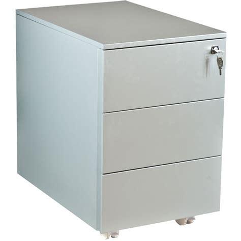 caisson de bureau sur roulettes caisson bureau meuble rangement mobilier negostock