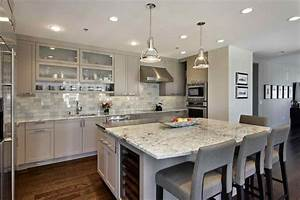 pics of kitchens with white cabinets sofa cope With kitchen cabinet trends 2018 combined with how to hang wall art without nails