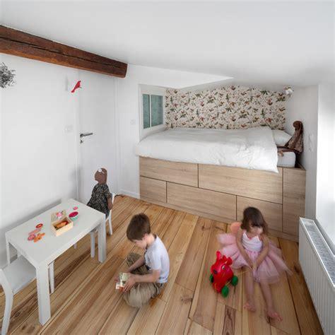chambre sur chambres d 39 enfant sur mesure contemporain chambre d
