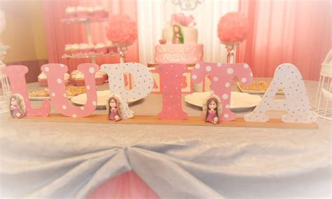 decoracion baby shower nina guadalupe baby shower