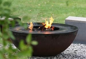 Gartenfest Im Winter : original feuerring der fa feuerring gesehen auf dem ~ Articles-book.com Haus und Dekorationen
