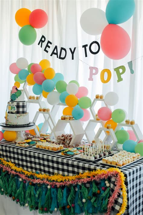 Cute Girl Baby Shower Themes & Ideas Funsquared