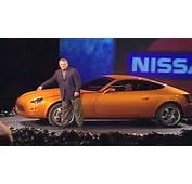 &187 1999 Nissan Z Concept Car