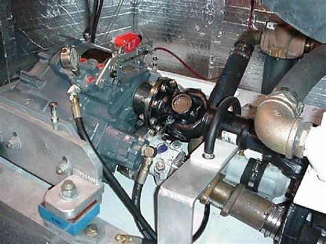 marine transmission  drives seaboard marine