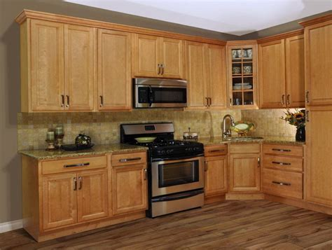 Best Kitchen Paint Colors With Oak Cabinets   Home Design
