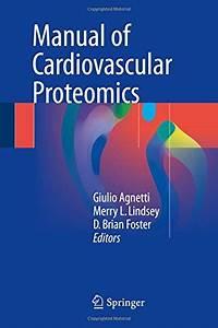 Manual Of Cardiovascular Proteomics Pdf  U00bb Free Pdf Epub Medical Books