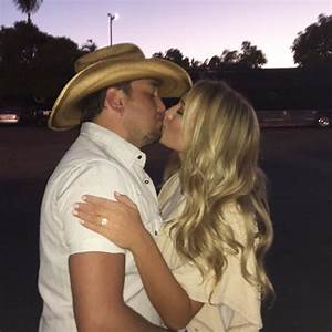 jason aldean engaged to brittany kerr country music rocks With jason aldean wedding ring