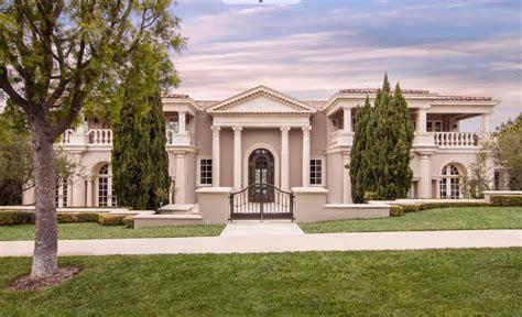 mansions  magnificent california mansion