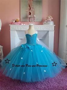 robe tutu robe de princesse 7 8 ans pinteres With robe princesse des neiges