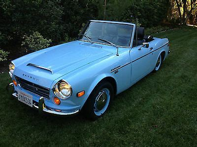 Used Datsun 2000 For Sale by Datsun 2000 Fairlady Roadster 1970 Used Datsun Other For