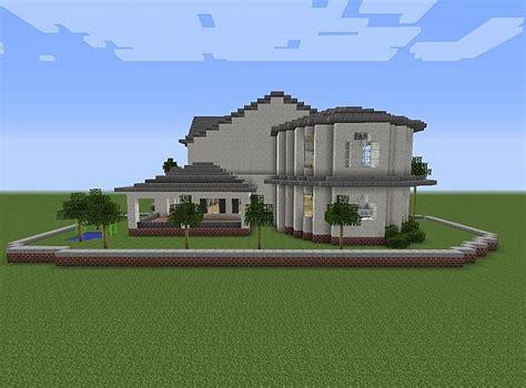 townhouse mansion minecraft house design