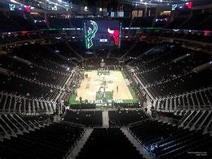 Fiserv Forum Seating Chart With Seat Numbers Fiserv Forum Section 215 Milwaukee Bucks Rateyourseats Com