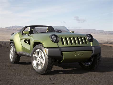 Gambar Mobil Gambar Mobiljeep Renegade by Gambar Mobil Jeep Renegade Concept 2008