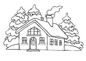 maison en dessin