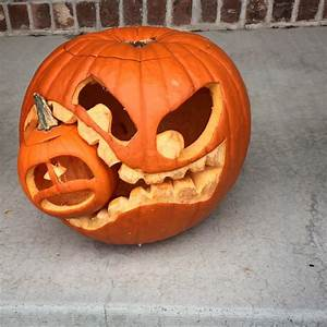 35  Pumpkin Carving Patterns Designs